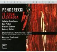 Te Deum, Lacrimosa: Penderecki / Cracow Rso Gadulanka Ochman Hiolski