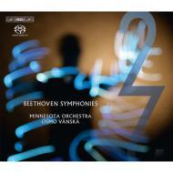 交響曲第2番、第7番 ヴァンスカ&ミネソタ管弦楽団