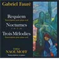 requiem: Naoumoff +piano Works