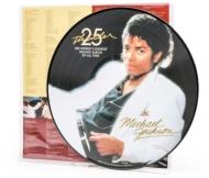 Thriller 25周年記念盤 (ピクチャー仕様/アナログレコード)