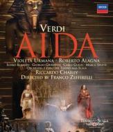 『アイーダ』全曲 ゼッフィレッリ演出、シャイー&スカラ座、ウルマーナ、アラーニャ、他(2006 ステレオ)