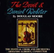 Moore Douglas *cl*/The Devil And Daniel Webster: Aliberti / Festival O & Cho Blankenship