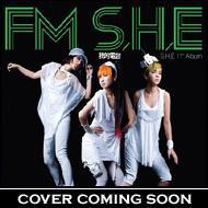 Fm S.h.e -未來電台香港預購版 (7仔cd)