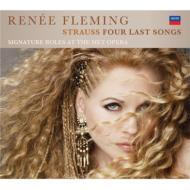 4つの最後の歌、アリア集、歌曲集 フレミング、ティーレマン&ミュンヘン・フィル(+CDデラックス・エディション)