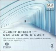 Der Weg Und Die Zeit: Breier(P)Harms(Vn)Menzler(Vc)Borries(Fl)Etc