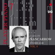 自動演奏ピアノのための習作(第42−48番) ベーゼンドルファー・プレイヤー・ピアノ、フィッシャー・プレイヤー・ピアノ