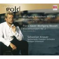 Piano Concerto, 22, : Knauer Entremont / Netherlands Co +f.x.mozart