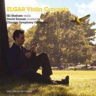 ヴァイオリン協奏曲 シャハム、ジンマン&シカゴ交響楽団