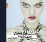 Orlando Furioso(Hlts): Spinosi / Ensemble Matheus Lemieux Larmore +vivaldi Hilights