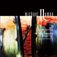 MGV、ピアノ協奏曲 ロイヤル・リバプール・フィル、マイケル・ナイマン・バンド、キャサリン・ストット(ピアノ)