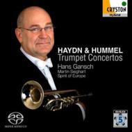 ハイドン:トランペット協奏曲、フンメル:トランペット協奏曲、他 ガンシュ、ジークハルト&スピリット・オブ・ヨーロッパ