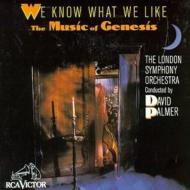 Symphonic Music Of Genesis: We Know What We Like