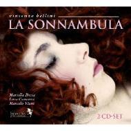 『夢遊病の女』全曲 ヴィオッティ&ピアチェンツァ響、デヴィーア、カノーニチ、他(1988 ステレオ)(2CD)