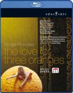 『3つのオレンジへの恋』全曲 ペリー演出、ドゥネーヴ&ロッテルダム・フィル、ヴェルヌ、ル・ルー、他(2005 ステレオ)