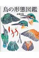 鳥の形態図鑑 細密画シリーズ