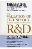 技術価値評価 R&Dが生み出す経済的価値を予測する