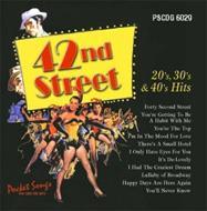 42nd Street -懐かしのブロードウェイ カラオケ