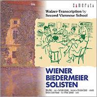 Transcriptions Neue Wiener Schule: Wiener Biedermeier Solisten