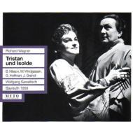 Tristan Und Isolde: Sawallisch / Bayreuther Festspiele Windgassen Nilsson (1958)