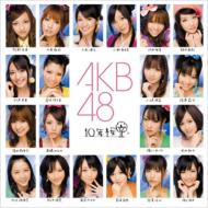AKB48/10年桜 (+dvd)