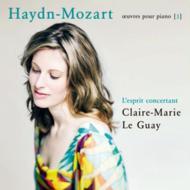 ハイドン=モーツァルト:ピアノ作品集第3集 クレール=マリ・ル・ゲ