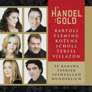 『ヘンデル・ゴールド』 珠玉のヘンデル・アリア集(2CD)