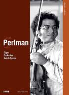 プロコフィエフ:ヴァイオリン協奏曲第1番、エルガー:ヴァイオリン協奏曲、他 パールマン、ロジェストヴェンスキー&BBC響、他