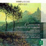オーヴェルニュの歌、他 アップショウ、ケント・ナガノ&リヨン国立歌劇場管(2SHM−CD)