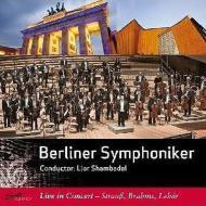 『ライヴ・イン・コンサート』 シャンバダール&ベルリン交響楽団