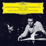 ピアノ協奏曲第1番(ショパン・リスト):マルタ・アルゲリッチ(ピアノ)、クラウディオ・アバド指揮&ロンドン交響楽団 (180グラム重量盤レコード/Speakers Corner)
