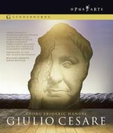 『ジュリオ・チェーザレ』全曲 クリスティ&エイジ・オブ・インライトゥメント管、コノリー、ドゥ・ニース、他(2005 ステレオ)(2枚組)