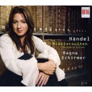 鍵盤楽器のための組曲第1巻、第2巻 ラグナ・シルマー(3CD)