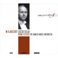 『ルーチョ・シッラ』全曲 アダム・フィッシャー&デンマーク放送シンフォニエッタ、ロター・オディニウス、シモーネ・ノルト、他(2001-02 ステレオ)(3CD)