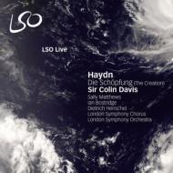 『天地創造』全曲 C.デイヴィス&ロンドン響、マシューズ、ボストリッジ、ヘンシェル(2SACD)