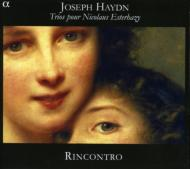 ハイドン:バリトン三重奏曲にもとづく弦楽三重奏曲集 リンコントロ四重奏団員