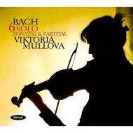 無伴奏ヴァイオリンのためのソナタとパルティータ全曲 ムローヴァ(2CD)