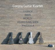 Corona Guitar Q Plays J.s.bach, Ravel, Morely, Hsueh-yung Shen, Pizzaolla