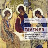 タヴナー:処女マリアの最後の眠り、ペルト:フラトレス、他 チリンギリアン四重奏団、ヒル&ウィンチェスター・カテドラル合唱団、他(2CD)