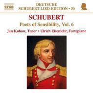 ドイツ語歌曲全集第30集−感傷主義の詩人たち第6集 コボウ、アイゼンロール