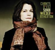 Chants D'est: Wieder-atherton(Vc)Mangou / Sinfonia Varsovia