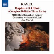 『ダフニスとクロエ』全曲、『シェエラザード』序曲 準・メルクル&リヨン管弦楽団