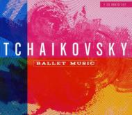 Swan Lake, Sleeping Beauty, Nutcracker: Yablonsky / Mogrelia / Lenard / +glazunov