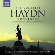 協奏曲全集 ミュラー=ブリュール&ケルン室内管、ハーデリヒ、クナウアー、クリーゲル、他(6CD)