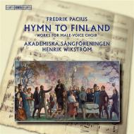 フィンランド国歌〜パーシウス:男声合唱曲集 ヴィクストレム&アカデミスカ・ソングフェレニンゲン