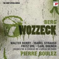 ベルク(1885-1935)/Wozzeck: Boulez / Paris Opera Berry Weikenmeier Doench Lasser