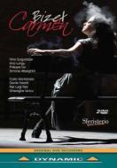 『カルメン』全曲 フェレッティ演出、モンタナーロ&マルケ地方財団管、スルグラーゼ、ド、他(2008 ステレオ)(2DVD)