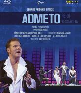 『アドメート』全曲 ケーラー演出、アルマン&ヘンデル音楽祭管、レクスロート、リヒテンシュタイン、他(2006 ステレオ)