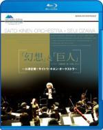 マーラー:交響曲第1番『巨人』、ベルリオーズ:幻想交響曲 小澤征爾&サイトウ・キネン・オーケストラ