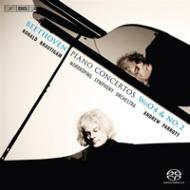 ピアノ協奏曲変ホ長調、第2番 ブラウティハム、パロット&ノールショピング響