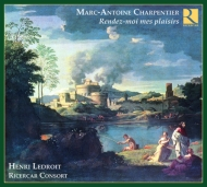 Rendez-moi Mes Plaisirs: Ledroit(Ct)Ricercar Consort
